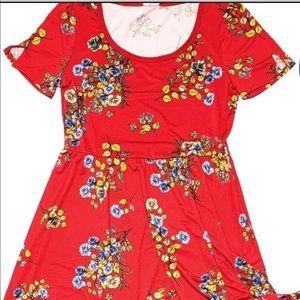 BNWT! Lularoe Riley dress